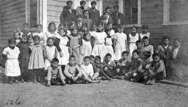 Pupils of Alberni School