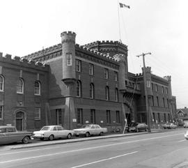 The Bay Street Armoury, Victoria.