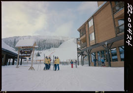Ski Lodge At Apex Alpine Penticton