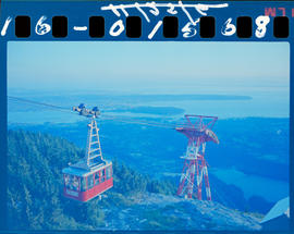 Gondola Lift, Grouse Mountain, North Vancouver