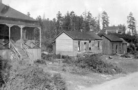 Extension; Dunsmuir Coal Miners Homes Looted During The Lockout.