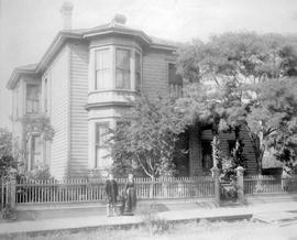 """Mountain View Villa"", the home of J.E. MacMillan, Victoria"