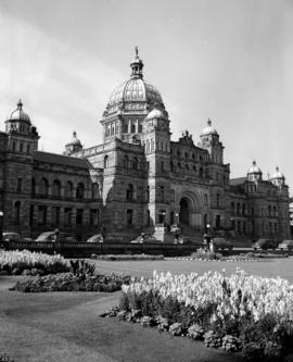 Legislative Buildings, Victoria