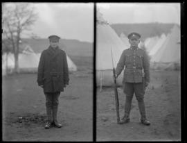 Portraits, Siberian Expeditionary Force