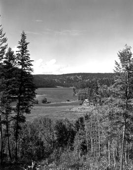 Mcleese Lake From The Cariboo Highway