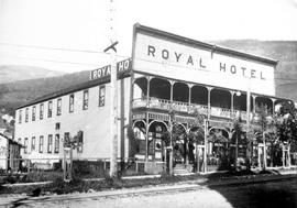 Nelson, the Royal Hotel
