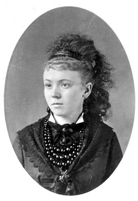 Abigail Irene Polley,  a Metchosin teacher.