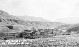 """Ashcroft BC and the Thompson River."""