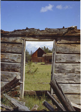 Abandoned Farm Chilcotin
