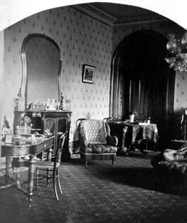 [Interior of Government House, Victoria]