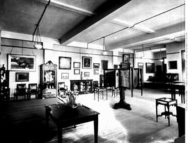 Provincial Library Art and Industrial Rooms, Exhibition, Victoria