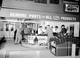 Parts department, National Motors Ltd., 819 Yates Street, Victoria.