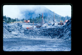 Ridley Coal Port Clearing Muskeg