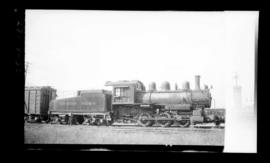 0-6-0, No. 6174, Switcher, Drake Street yard, Vancouver.