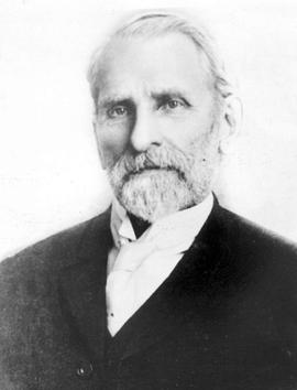 Allen Casey Wells, Chilliwack's first justice of the peace.