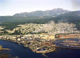 Pulp Mill Port Alberni