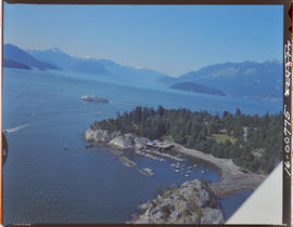 Aerial Of Whytecliff Park And Harbour, West Vancouver