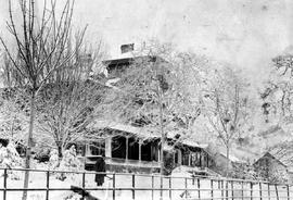 Gonzales, the residence of Joseph Despard Pemberton