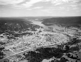 Williams Lake Aerial
