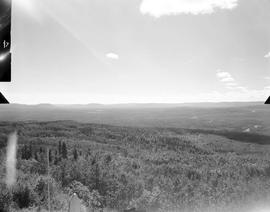 View from Prophet (Grassy Mountain) forest lookout, SE shot 4