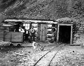The Joe Dandy Mine near Fairview.