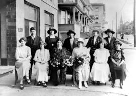 """Staff of 1924, Vancouver""."