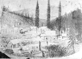 A sketch of the Cariboo.