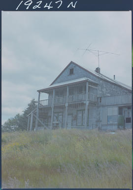 Abandoned Building, Port Clements Queen Charlotte Islands