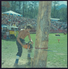 World Loggers Festival, Squamish
