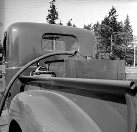 Forest Service; water tank truck, Langford.