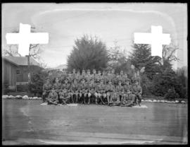 Officers of the 259th Battalion