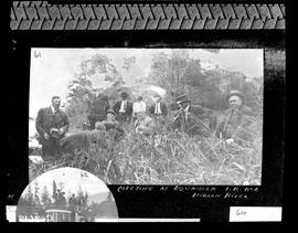 Meeting at Squamish I.R. No. 4, Indian River