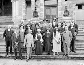 The General Committee for the First Pioneer Re-union; composed of representatives of the BC Histo...