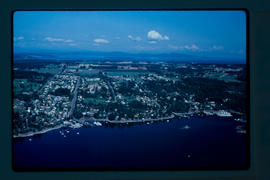 Brentwood Bay Aerial