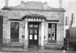 Bank of British North America, Victoria, Yates Street