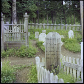 Cemetery Barkerville