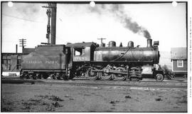 2-8-0, No. 3481, Consolidation; Coquitlam.
