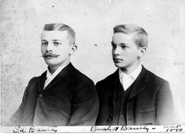 Simon Anthony [sic] Bantly and his brother Benedict Bantly.