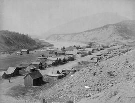 Town of Lytton; from Onderdonk albums.
