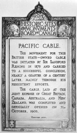 """Pacific Cable..."""