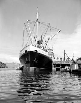 SS Princess Norah At Bamfield
