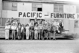 Employees of Pacific Furniture Co., Victoria