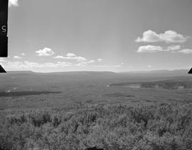 View from Prophet (Grassy Mountain) forest lookout, S shot 5