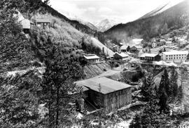 Pioneer Mine at Bridge River.
