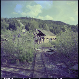 Abandoned Mine At Wells