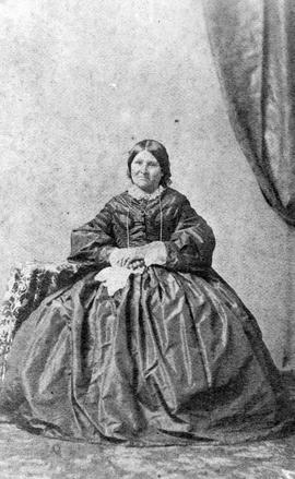 Lady Douglas, nee Amelia Connolly; born 1812, died 1890.