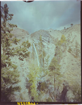 Waterfall At Spences Bridge