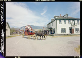 Stagecoach, Fort Steele