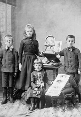 Charles E. Redfern's children.