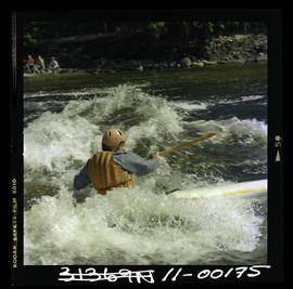 Skutz Falls. White Water Kayaking
